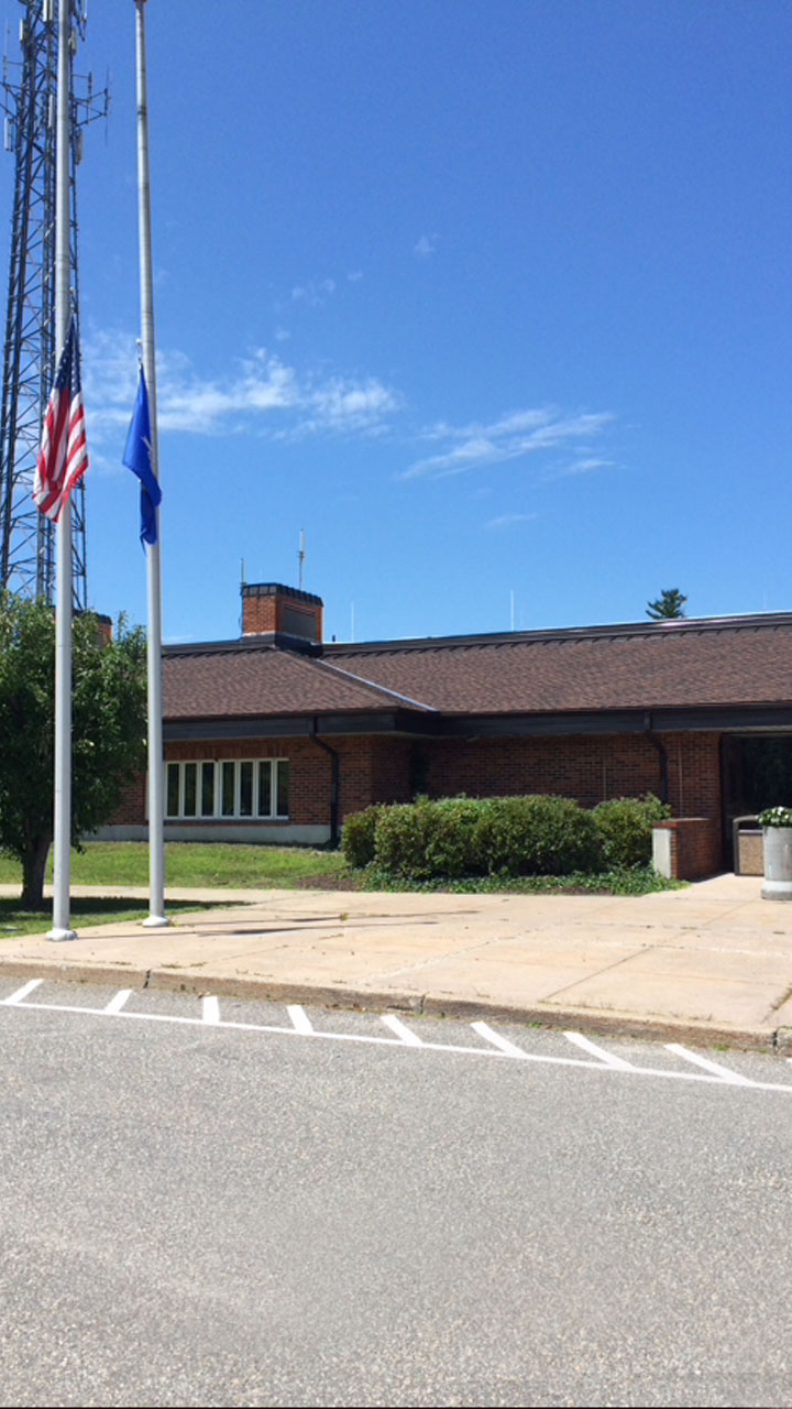 In and Out Bail Bonds can get you out at the State Trooper Barracks in Litchfield